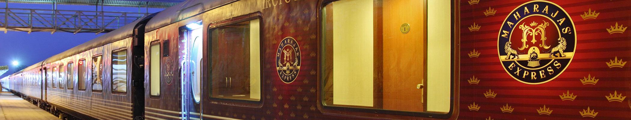 maharajas u0027 express luxury train travel in india